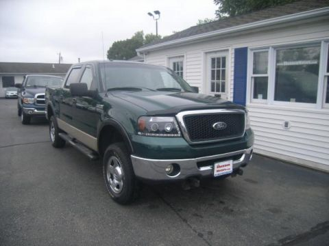 2007 Ford F-150 4WD SuperCrew 139 XLT 4WD