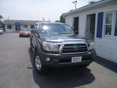 2009 Toyota Tacoma 4WD Double V6 AT (GS) 4WD