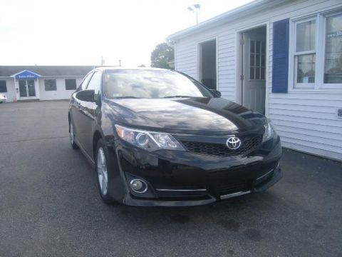 2014 Toyota Camry 4dr Sdn I4 Auto SE *Ltd Avail*