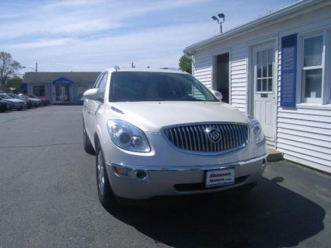 2012 Buick Enclave AWD 4dr Leather AWD
