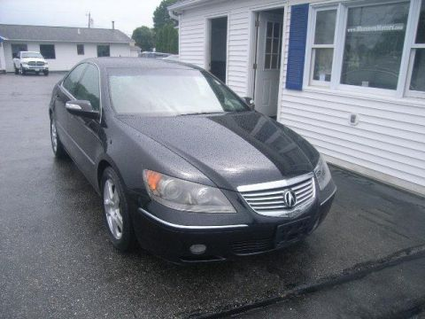 2006 Acura RL 4dr Sdn AT (Natl) AWD