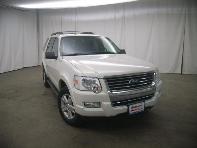Used Ford Explorer 4WD 4dr XLT
