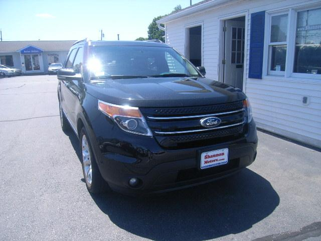 Used Ford Explorer 4WD 4dr Limited