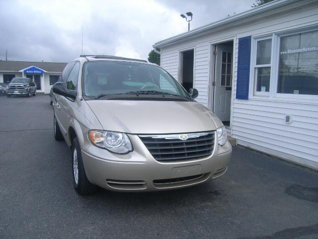Used Chrysler Town & Country LWB 4dr Touring