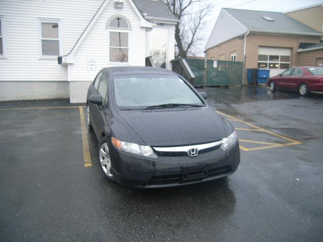 Used Honda Civic 4dr Auto LX