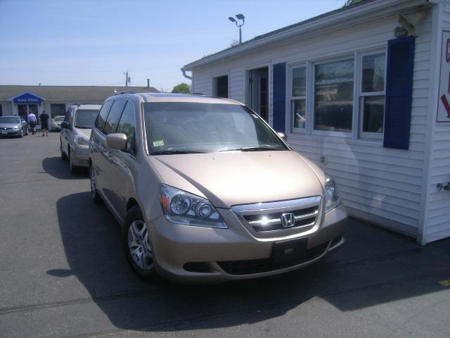 Used Honda Odyssey 5dr EX-L AT with RES