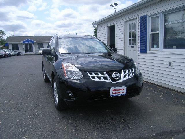 Used Nissan Rogue AWD 4dr SL