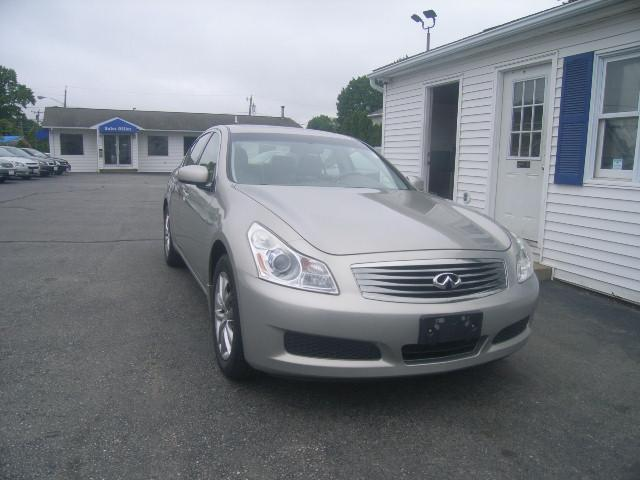 Pre-Owned 2008 INFINITI G35 4dr x AWD