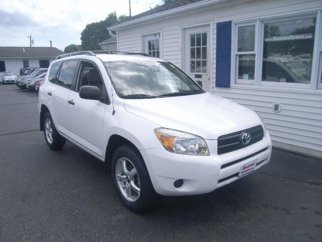 Used Toyota RAV4 4dr Base 4-cyl 4WD (Natl)